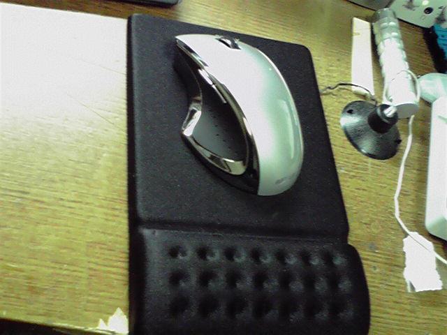 セッティング(無線マウス)
