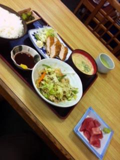 1210定食