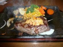 ゆずのブログ-ステーキ