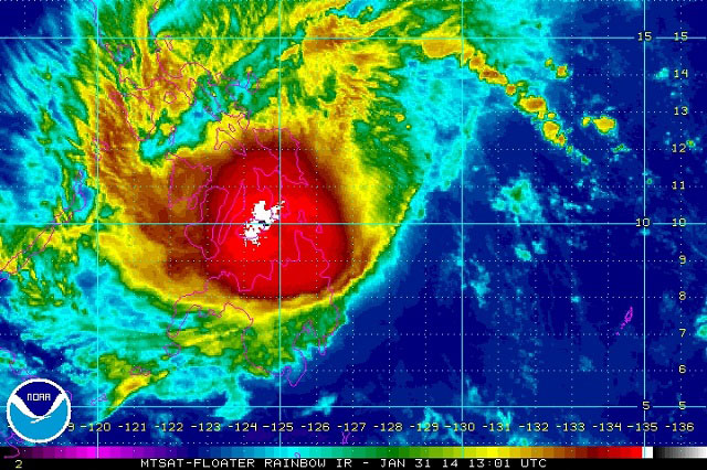 basyang-nooa-epa-20140201More than 18,000 in evacuation centers
