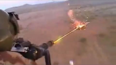 M134 Gatling Gun Highlights