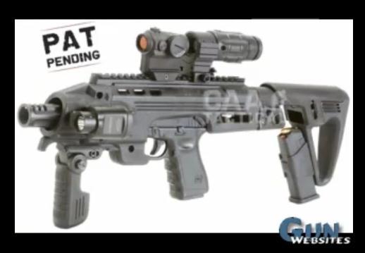 Glock Carbine Kit