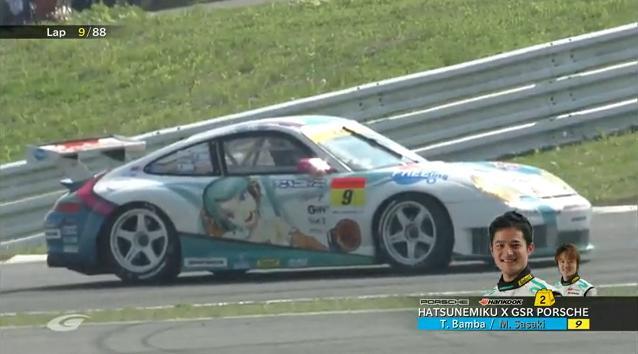 2010スーパーGT 第3戦 富士スピードウェイ 痛車大活躍