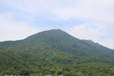 12筑波山