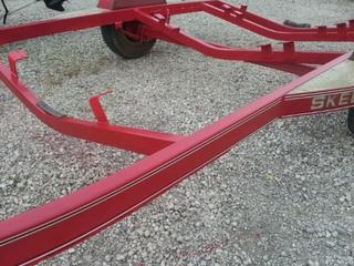 トレーラー板金修理2