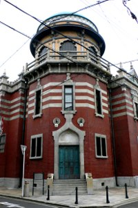 東本願寺伝道院