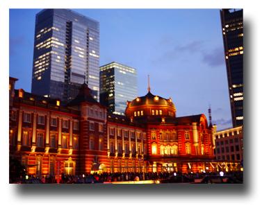 東京駅121007psd