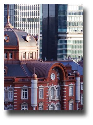 東京駅121009