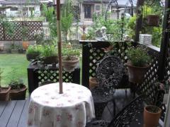 juliaさんのお庭