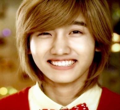 チャンミン 笑顔