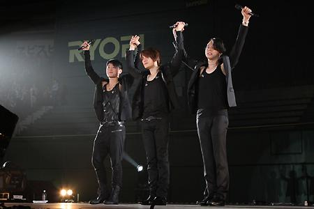 東京ドーム 3人3