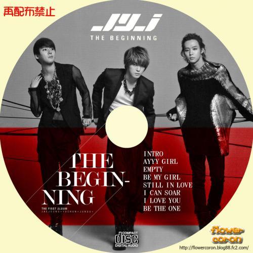 JYJ-THE-BEGINNING-CD通常版
