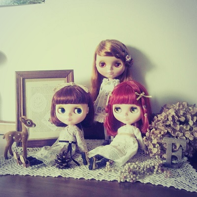 秋の3人娘1