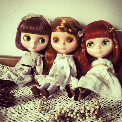 秋の3人娘4