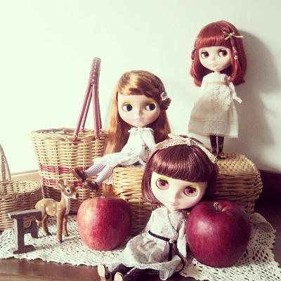 秋の3人娘3