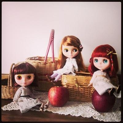 秋の3人娘2