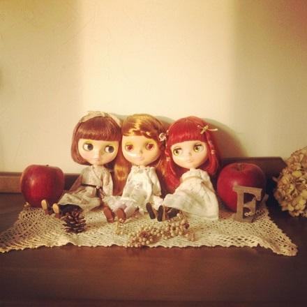 秋の3人娘5