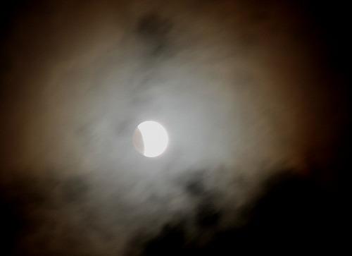 皆既月蝕2011・12・10