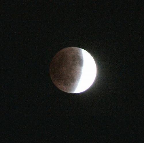 皆既月蝕12011・12・10