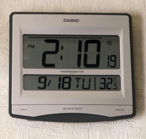 最高気温12・9・18