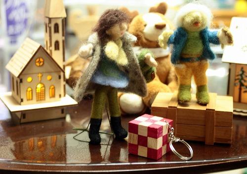 フェルト人形12・11・26