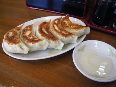 佐野 大和屋の餃子