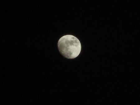 十三夜の月 002