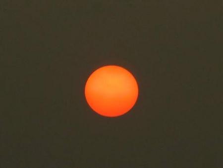 綺麗な夕陽 161