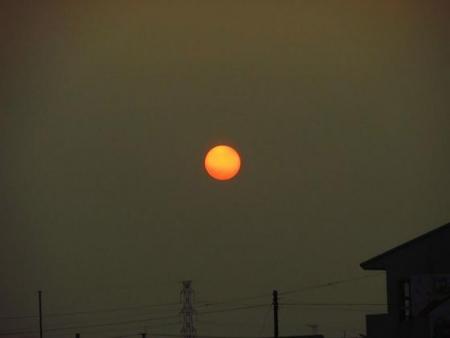 綺麗な夕陽 159