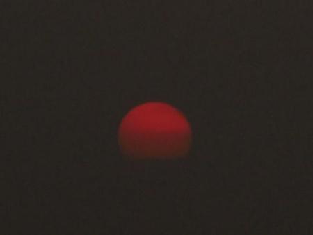 綺麗な夕陽 172