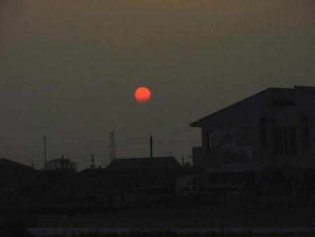綺麗な夕陽 168