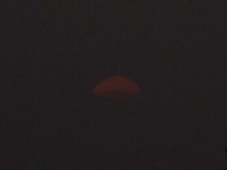 綺麗な夕陽 180