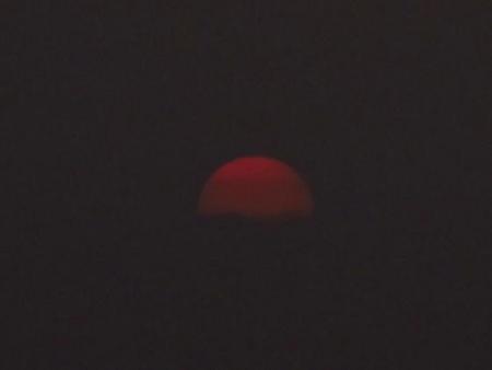 綺麗な夕陽 175