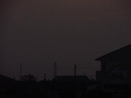 綺麗な夕陽 186