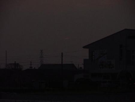 綺麗な夕陽 184