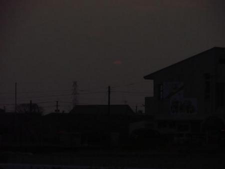綺麗な夕陽 183