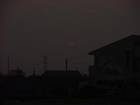 綺麗な夕陽 182