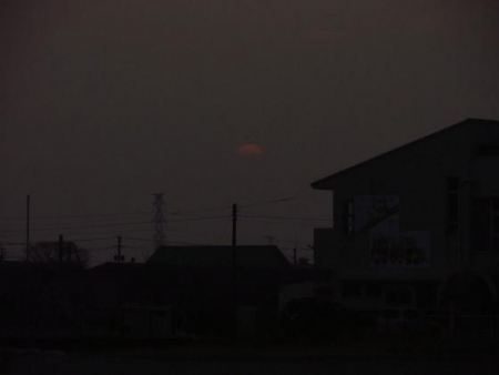 綺麗な夕陽 181