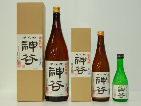 吟醸酒 神谷1