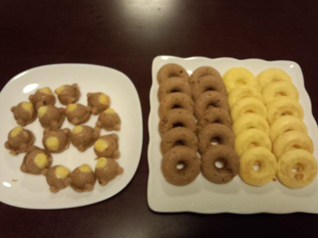 ベイクドドーナツ