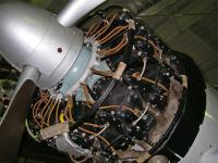 零戦21型に搭載された栄発動機