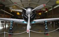飛行館に展示される零戦21型