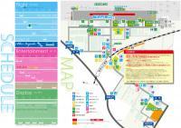 2012 入間基地の入場場所マップ