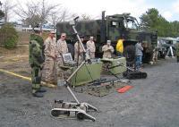 12-滝ヶ原 米軍は爆弾処理ロボット