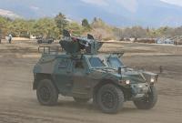 12-滝ヶ原 軽装甲機動車+UAV