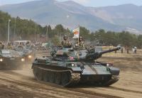 12-滝ヶ原 74式戦車