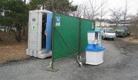 12-滝ヶ原 場内の仮設トイレ