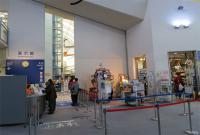 展示館入口