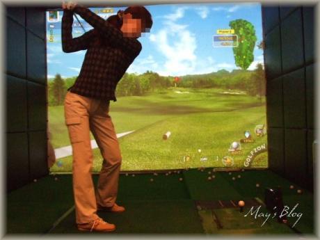 シミュレーションゴルフ1