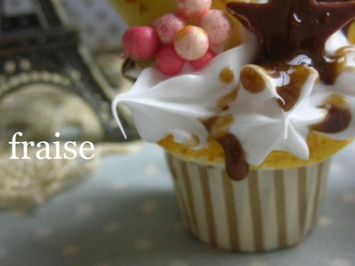 チョコカップケーキ5